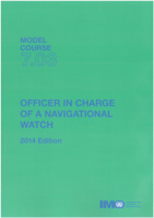Picture of ETB703E e-book: Officer in Charge of Navigational Watch, 2014 Edition