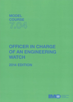 Picture of TB704E Officer in Charge of Engineering Watch, 2014