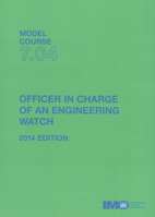 Picture of ETB704E e-book: Officer in Charge of Engineering Watch, 2014 Edition