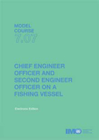 Picture of ET707E e-book: Chief and Second Engineer Officers on a Fishing Vessel, 2008 Edition