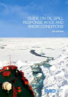 Picture of I585E Guide on oil spill in ice and snow, 2017 Edition