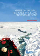 Picture of K585E e-reader: Guide on oil spill in ice and snow, 2017 Edition