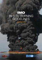 Picture of I623E IMO In-situ Burning Guidelines, 2017 Edition