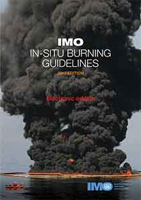 Picture of K623E e-reader: IMO In-situ Burning Guidelines, 2017 Edition
