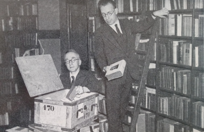 Marine Society and the History of Crew Libraries Service