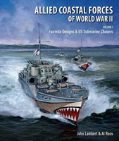 Picture of Allied Coastal Forces of World War II - Volume I