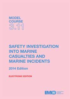 Picture of ETB311E e-book: Safety Investigation into Marine Casualties and Incidents, 2014 Edition