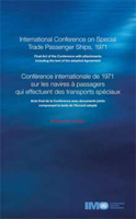 Picture of E727B e-book: Special Trade Passenger Ships Conference, 1972 Bilingual