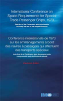 Picture of E734B e-book: Space Requirements for Special Trade Ships, 1972 Edition
