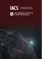 Picture of IACS Recommendation on Cyber Resilience