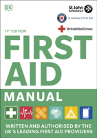 Picture of First Aid Manual, 11th Edition